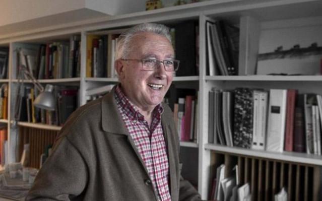 El arquitecto Manuel Gallego Jorreto recibe el Premio Nacional de Arquitectura