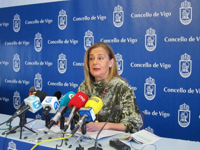 Carmela Silva anuncia una querella contra el PP por