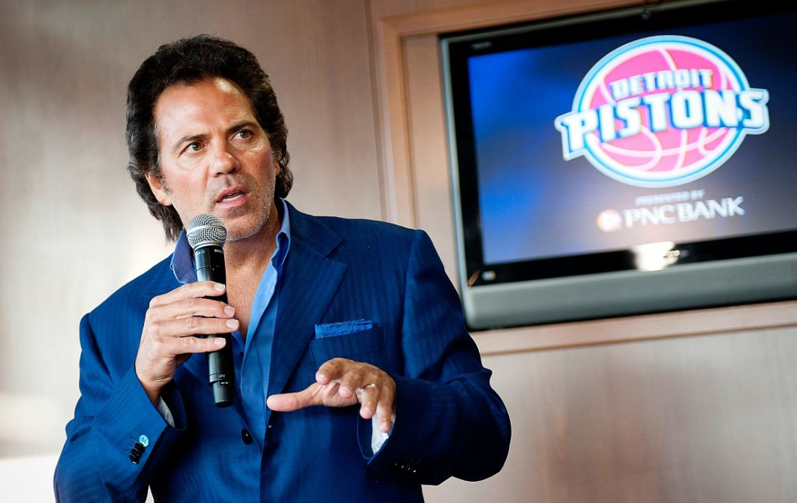 Tom gores detroit pistons