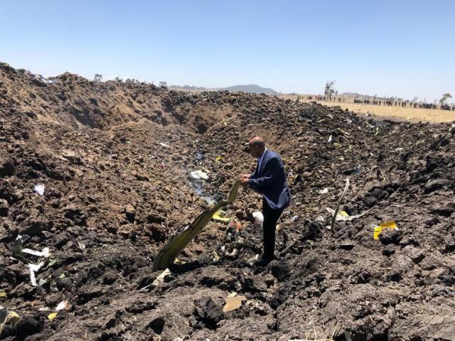 Etiopía.- Indonesia ordena dejar en tierra toda la flota de Boeing 737 MAX 8
