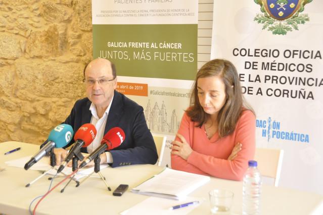 A Coruña acogerá en abril el 'I Congreso Gallego de Personas con Cáncer. Pacient