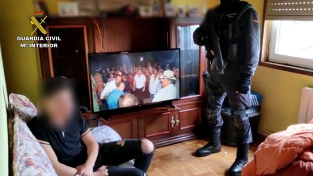 Liberada en Lugo una menor retenida ilegalmente por su novio y los padres de ést
