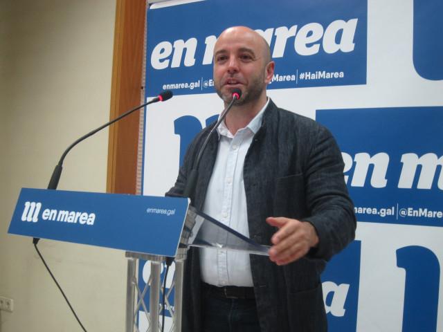 AV.- En Marea irá en coalición a las europeas con Compromís y su candidata Lidia Senra será la número dos