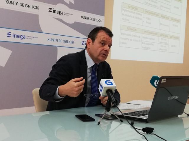 La Xunta activa el Plan Moves con más de 2,6 millones para impulsar la compra de 500 vehículos eléctricos o alternativos