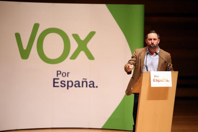 28-A.- Vox recuerda que la JEC aceptó a Podemos y Ciudadanos en debates cuando no tenían representación en el Congreso