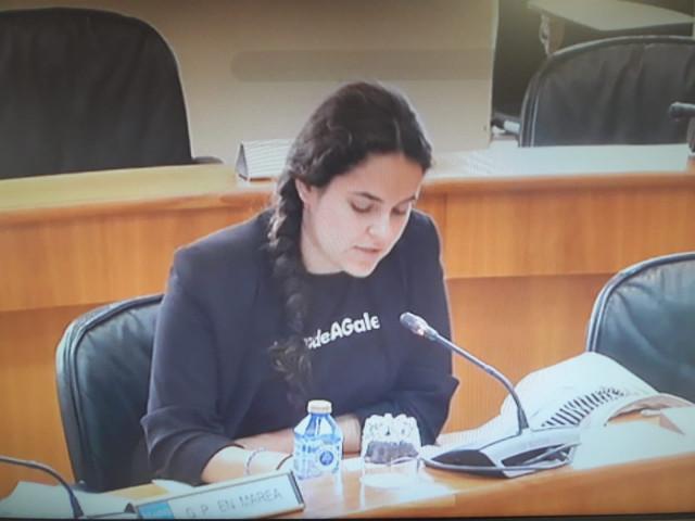 La CRTVG defiende que los trabajadores no muestren camisetas de protesta de 'DefendeAGalega' por ser mensajes