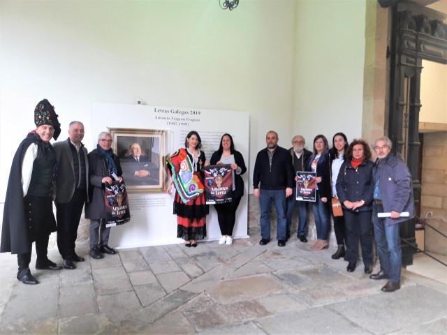 Más de 100 artistas homenajearán con un espectáculo musical a Antonio Fraguas, reconocido con las Letras Galegas de 2019