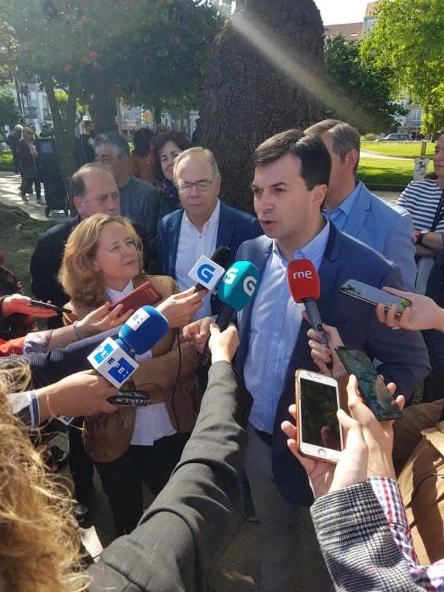 26M.-Gonzalo Caballero Prevé Un Retroceso Del PP Y Espera Alcaldes