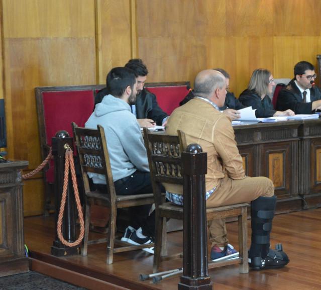Comienza la deliberación del jurado popular del crimen de 'A Esmorga' en Orense