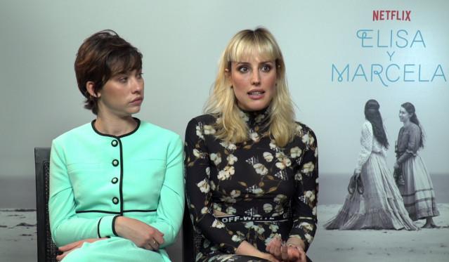 VÍDEO: Natalia de Molina y Greta Fernández protagonizan Elisa y Marcela: