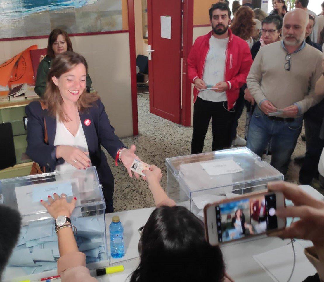Inés rey voto