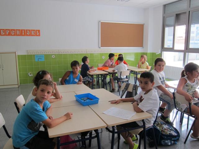Inicio del curso escolar
