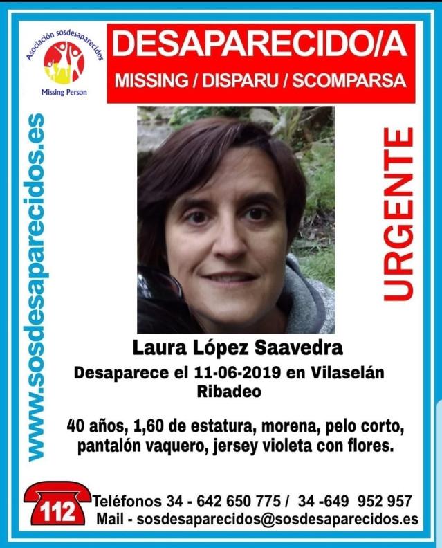 Localizan muerta en un acantilado a una mujer desaparecida en Ribadeo (Lugo)