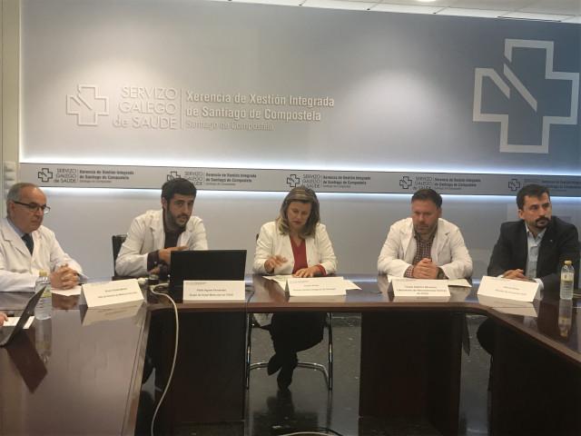 Investigadores de Santiago lideran un proyecto europeo sobre enfermedades neurológicas asociadas al envejecimiento