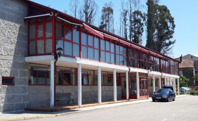 Centro de salud de As Neves