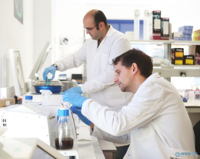 Proyecto de muestreo de sangre para el estudio de biopsia líquida