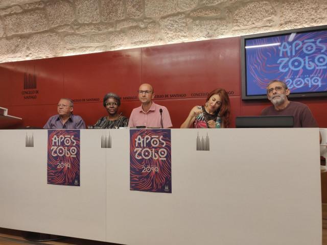 Presentación del programa de las Fiestas del Apóstol 2019