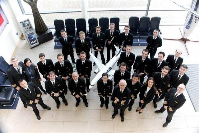 Pilotos de Ryanair