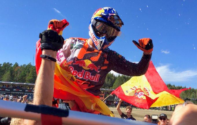 Jorge prado motocross