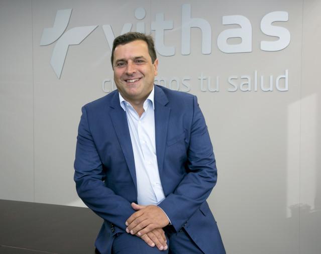 Empresas.- Vithas nombra nuevo director general al doctor Pedro Rico