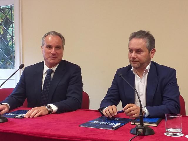 Representantes de la plataforma de auxiliares acreedoras del astillero vigués Barreras
