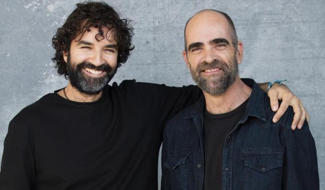 Mateo Gil y Luis Tosar, director y protagonista de Los Favoritos de Midas