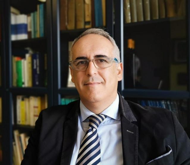 Rafael Serrano, nuevo director gerente de la Asamblea de la Asociación de Hospitales de Galicia.