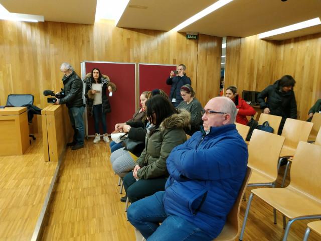Juicio en la Audiencia Provincial de Lugo por obligar a ejercer la prostitución a mujeres.