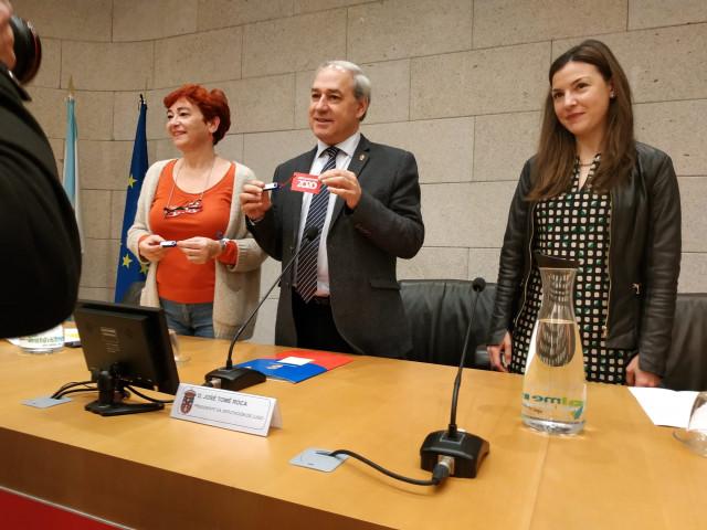 Presentación de los presupuestos de Lugo