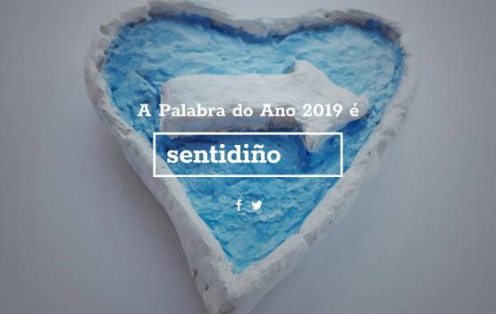 Sentidiño, palabra gallega del año 2019