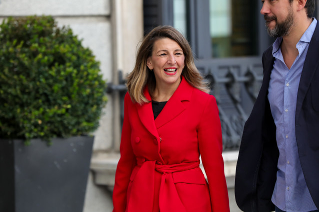 La diputada de Galicia en Común por Pontevedra, Yolanda Díaz, será ministra de Trabajo.