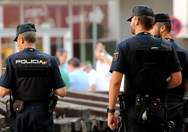 Policía nacional amaño partidos 11062018